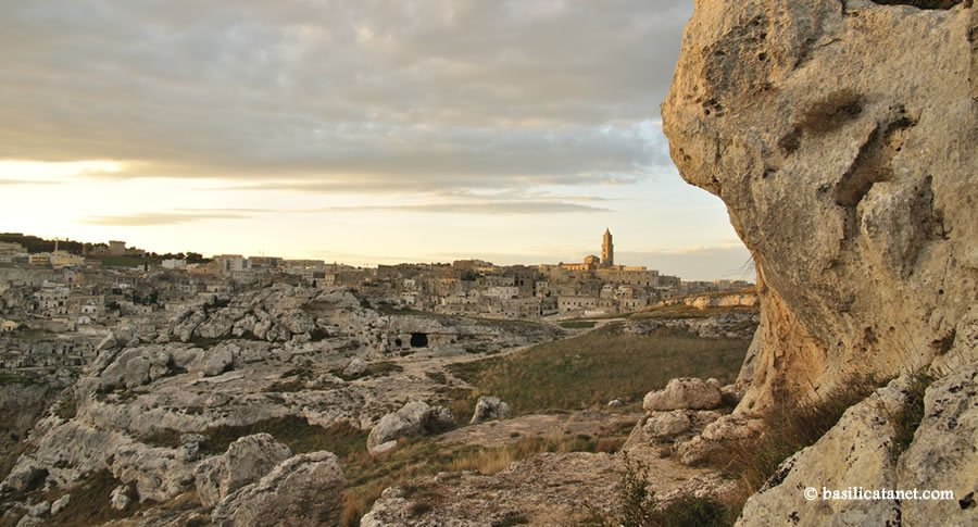 matera city of the sassi