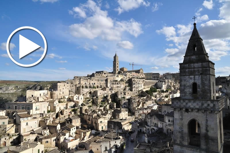 la dimora di metello - welcome to matera